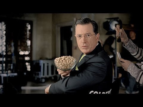 "Wonderful Pistachios: ""Stephen Colbert"""