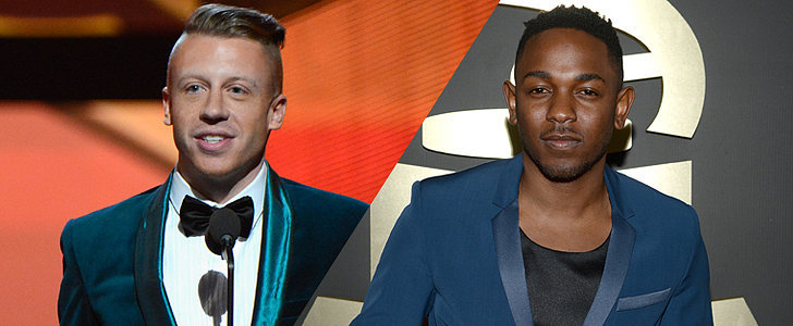 Macklemore Texts Kendrick Lamar, and We Have a Few Questions