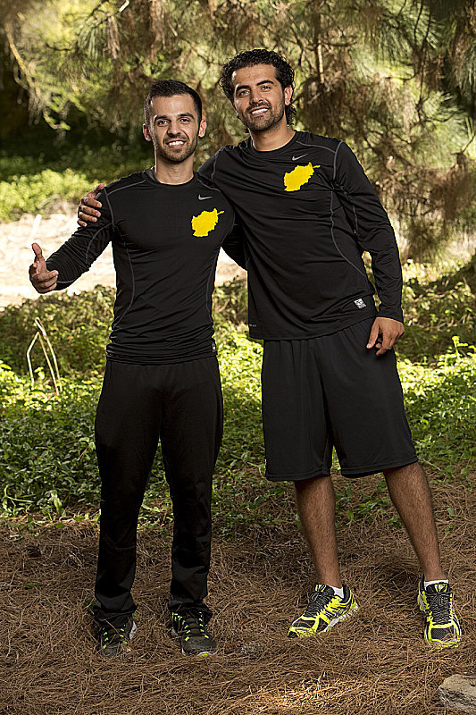 Names: Leo Temory and Jamal Zadran Connection: Cousins Ages: 27 and 26 Hometowns: Torrance, CA, and Irvine, CA Current occupations: Entrepreneur/restaurateur; investment group owner Previous season: Fourth place in season 23