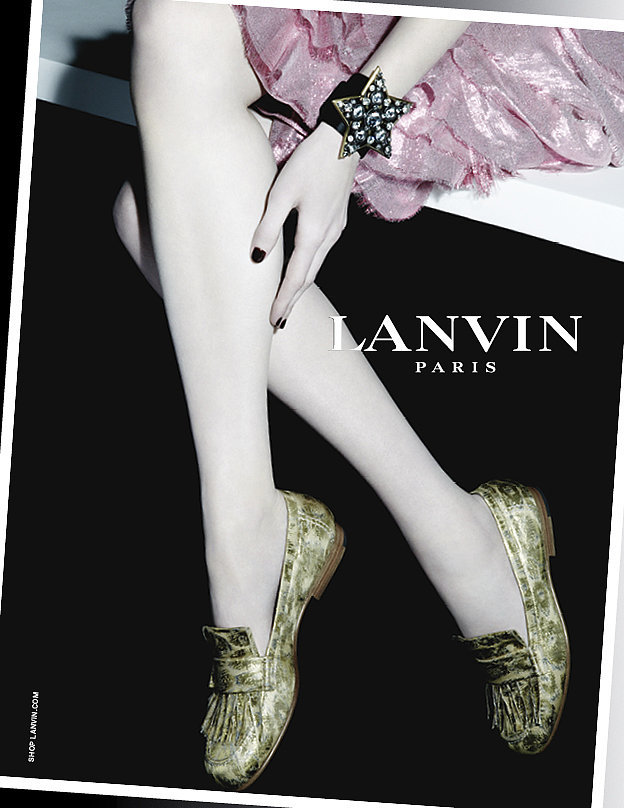 Lanvin Spring 2014