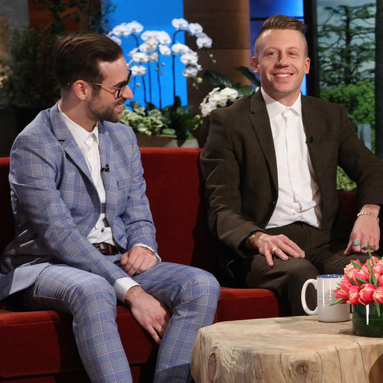 Macklemore and Ryan Lewis on The Ellen Show