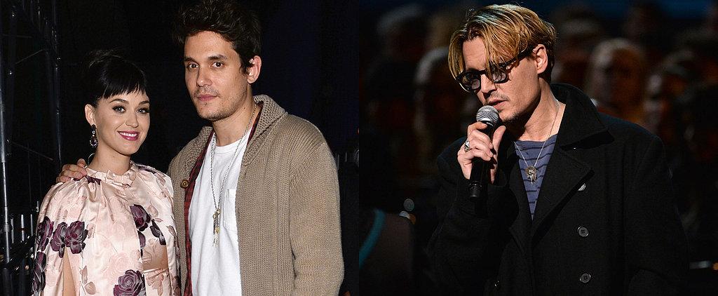 Who Says the Grammys Ended Sunday? Not John, Paul, Katy, and Ringo
