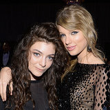 Lorde and Taylor Swift Friendship