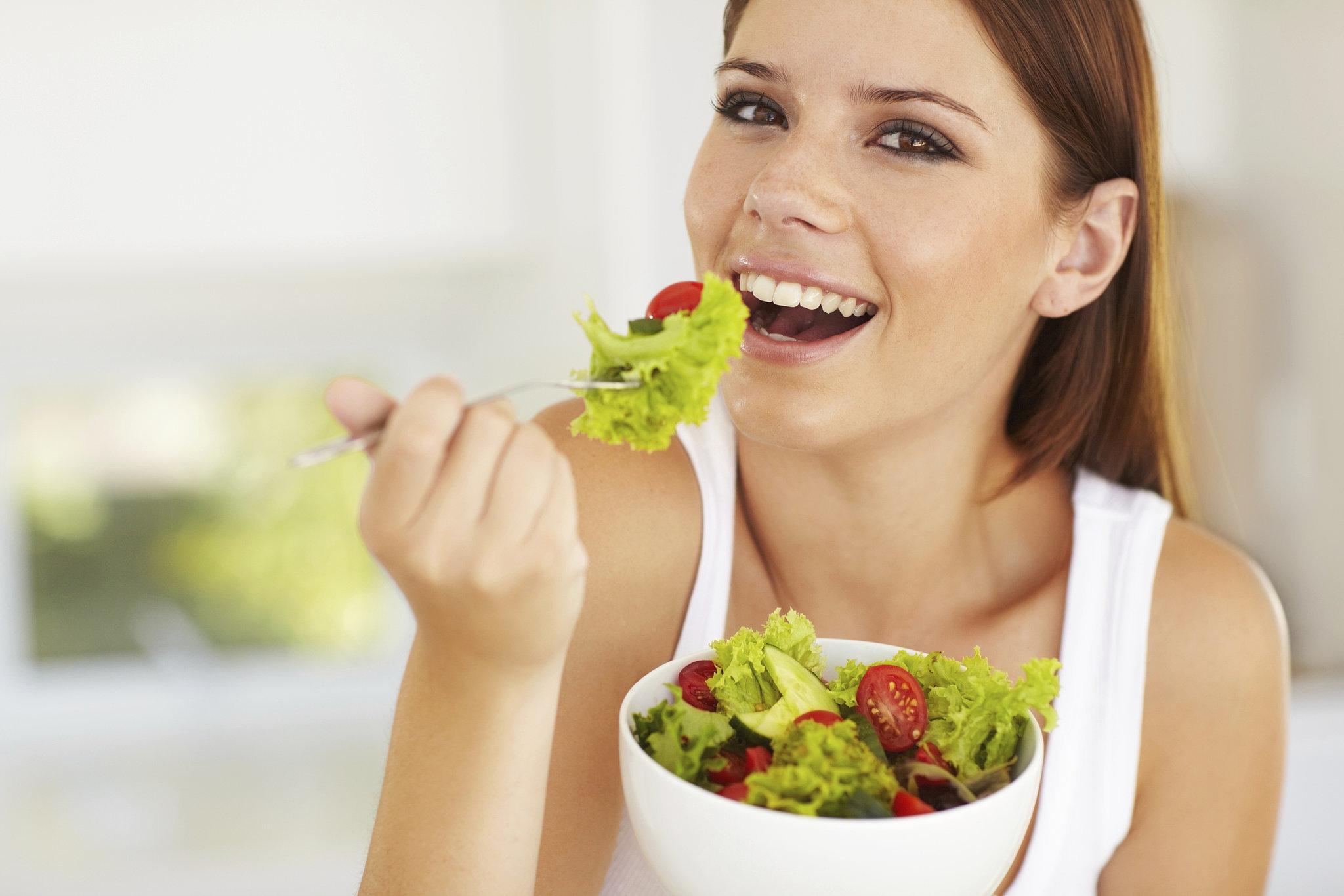питание для похудения видео