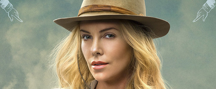 Charlize Theron and Amanda Seyfried Are Wild For the West
