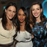 Pictures Of Kerry Washington With Celebrity Friends