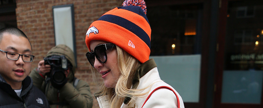 We Know Who Kate Hudson Is Rooting For on Sunday!