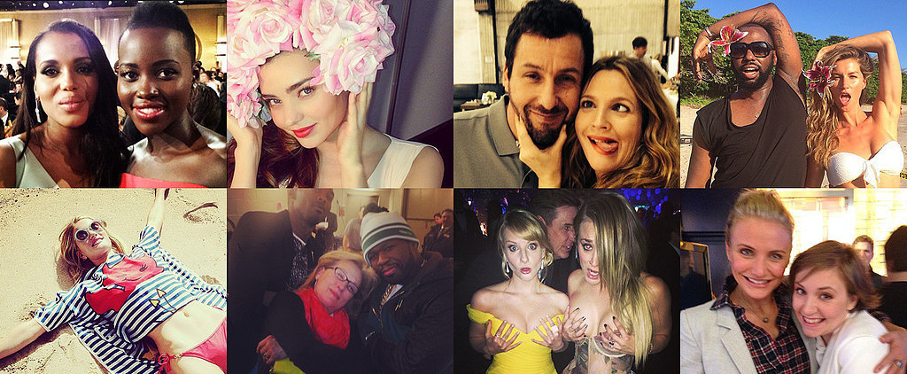 Jump Into January's Cutest Celebrity Candids!