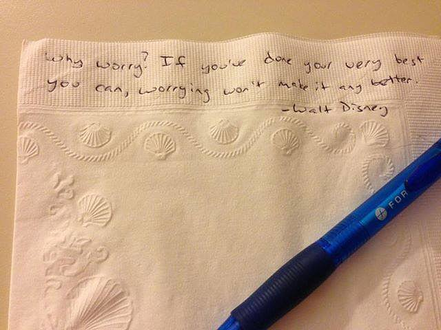 Source: Facebook user Napkin Notes