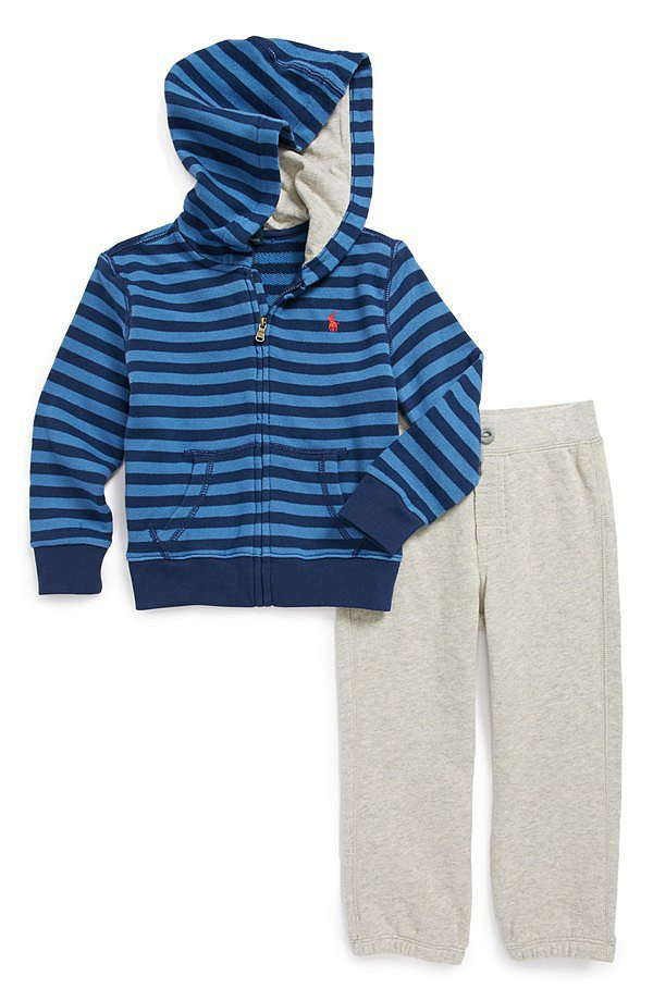Ralph Lauren Hoodie and Sweatpants