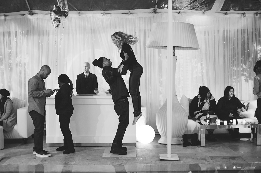 Beyoncé and Jay Z Are Just Too Cute For Words