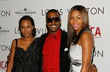 Kerry Washington and Kanye West in 2007: Let It Soak In