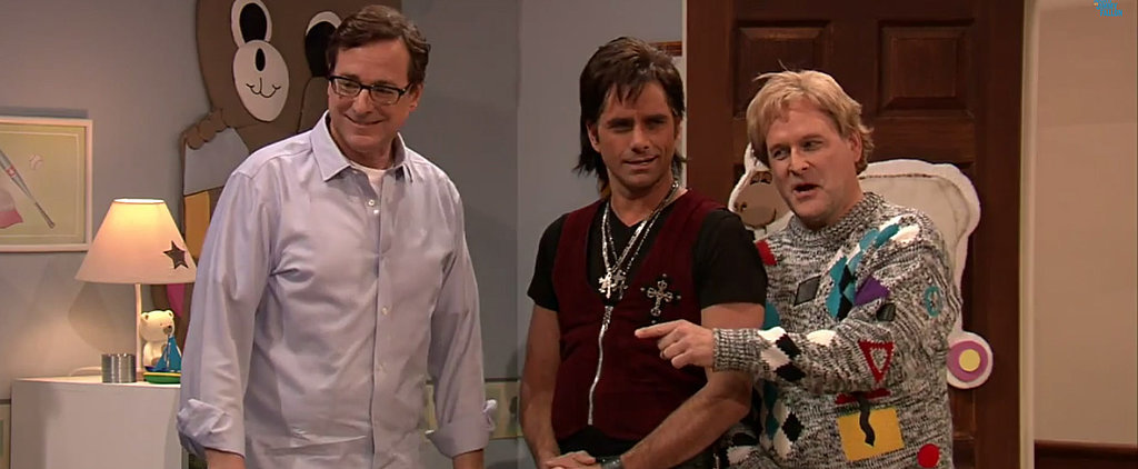 The Men of Full House Are Back, and They Brought Their '90s Hair