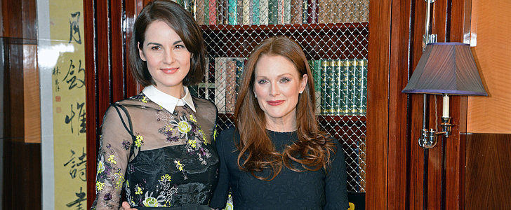 Michelle Dockery and Julianne Moore Can't Stop, Won't Stop
