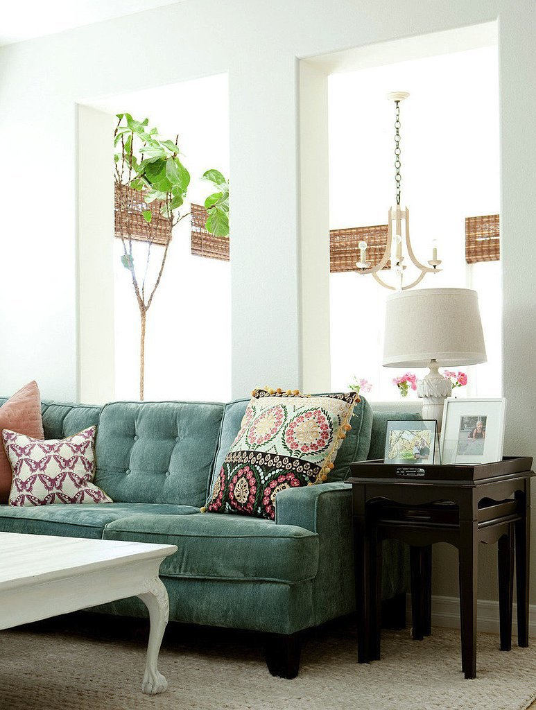 Living Room Updates Under $100