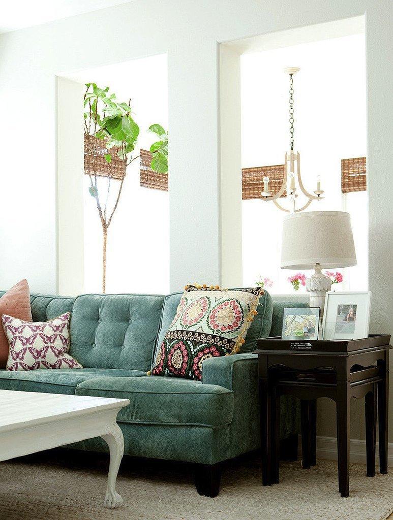 Living Room Updates Under $100