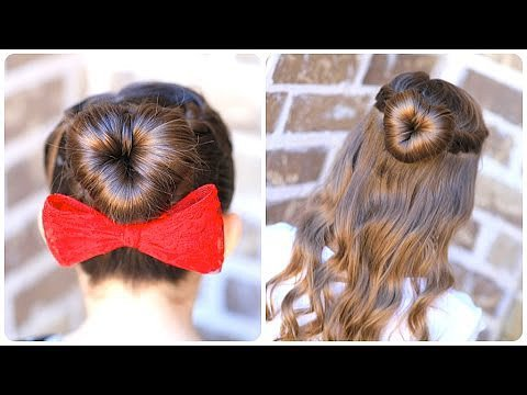 Love Bun Tutorial