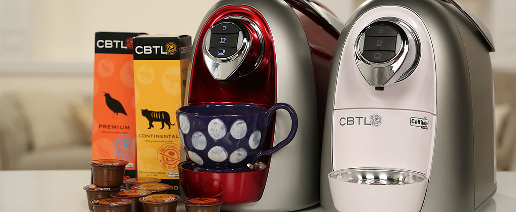 Start Your Morning With Fresh Brew From the CBTL Kaldi Machine!
