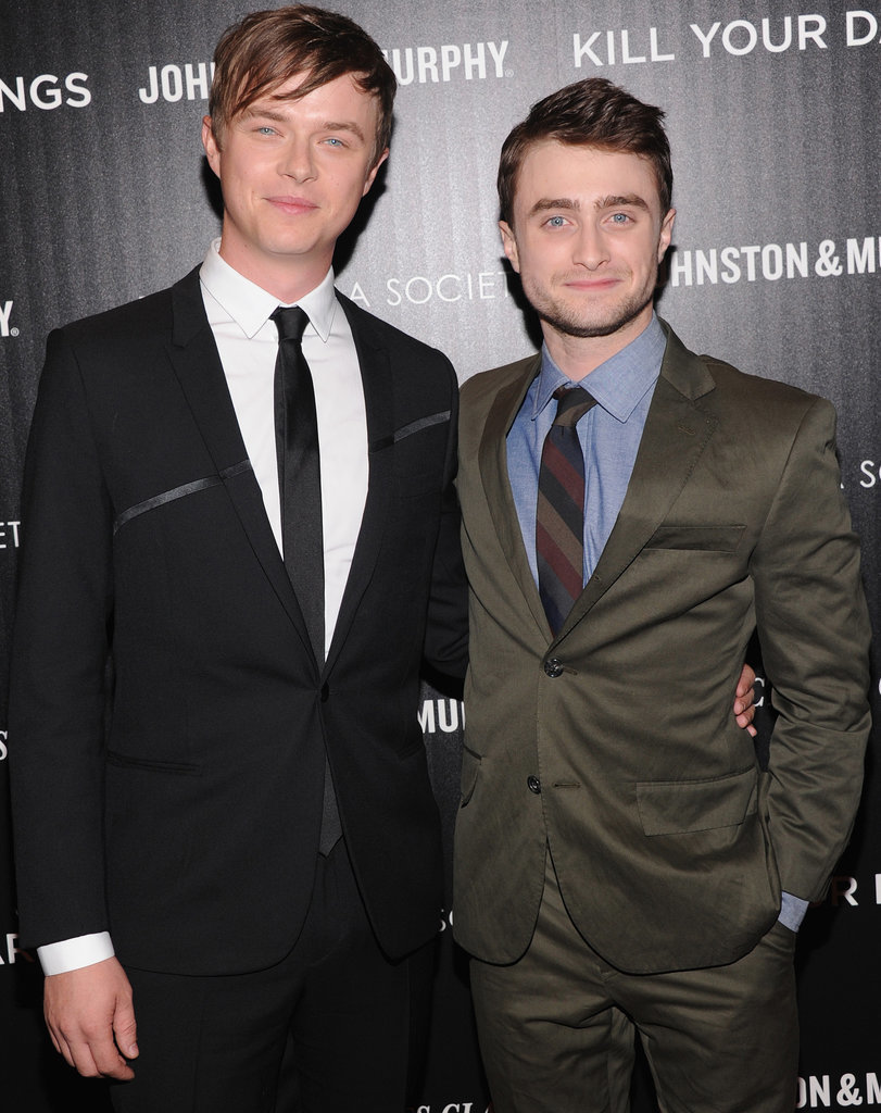 Daniel Radcliffe and Dane DeHaan Are Partnering Up Again