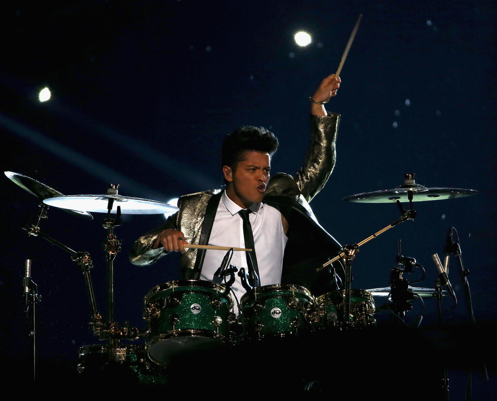 What Football Game? Bruno Mars Steals the Super Bowl Spotlight