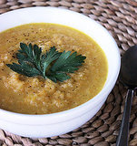 Lunch: Immunity-Boosting Soup