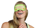 You'll have sweet dreams no matter what your relationship status with this romantic comedy mask ($10).