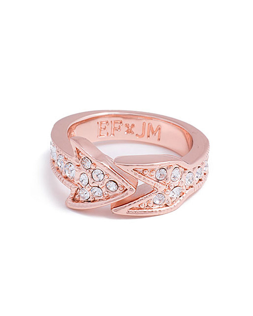 Erin Fetherston for JewelMint Cupid's Arrow Ring ($30)