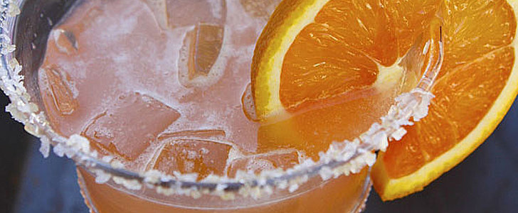 You'll Love This Peachy-Pink Cara Cara Cocktail