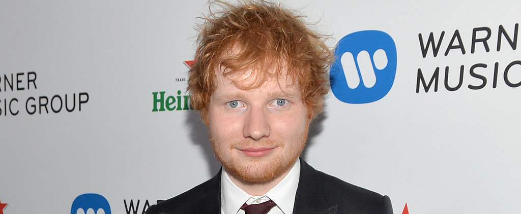 Ed Sheeran Begs Miley Cyrus to Stop Twerking