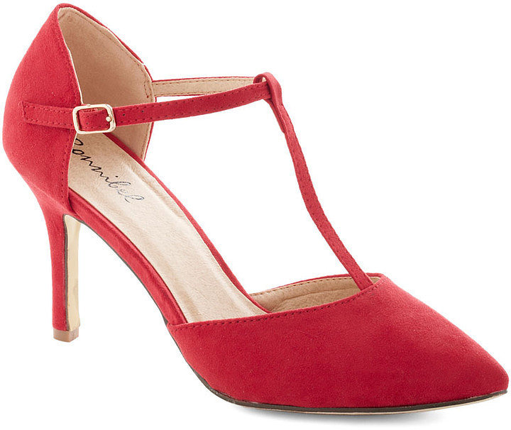 Modcloth Red Heels