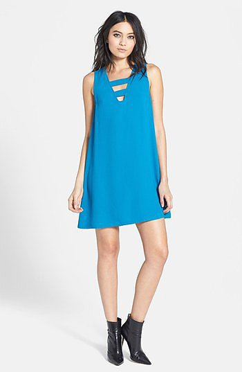 Nordstrom Blue Dress