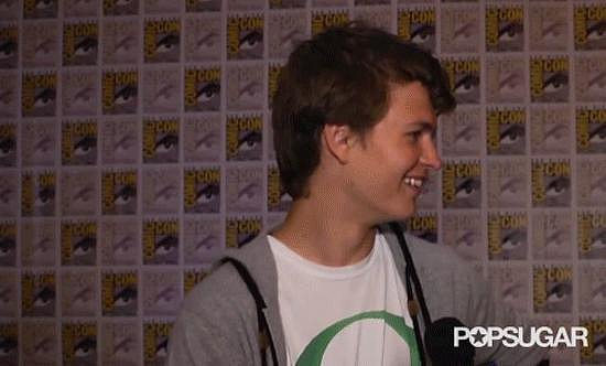 9 Reasons You Need to Start Crushing on Ansel Elgort