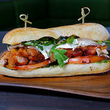 Pan-Roasted Chicken-Thigh Sandwich