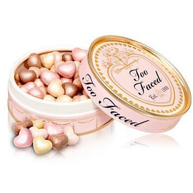 Too Faced Sweetheart Beads Beauty Review