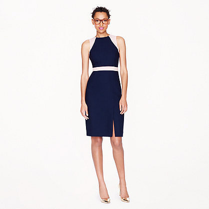 J.Crew Colorblock Dress