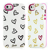 Heart to heart case for iPhone 5/5S (priced exclusively at AT&T stores)