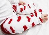 Baby Heart Leg Warmers