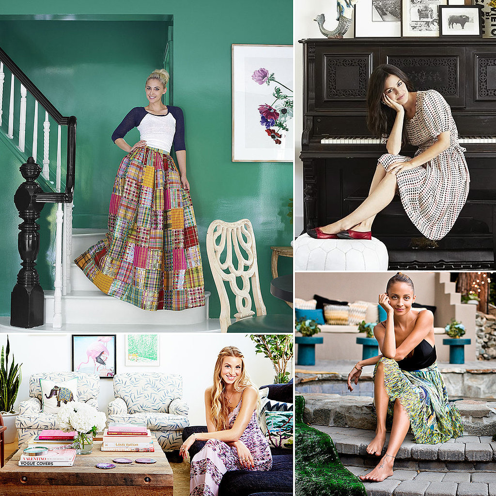 Get a glimpse of top fashion designers' homes