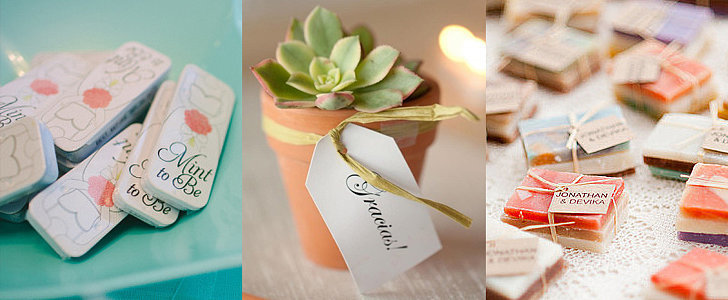 45 Wedding Favors Your Guests Will Actually Use