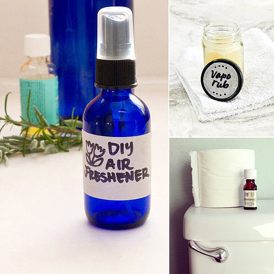 9 DIYs That Make Excellent Use of Essential Oils