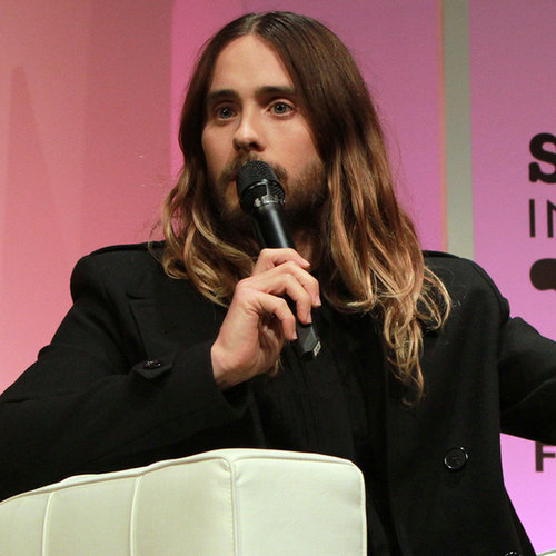 Jared Leto Answers a Heckler at Santa Barbara Film Festival