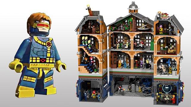 Source: Lego Cuusoo user DarthKy