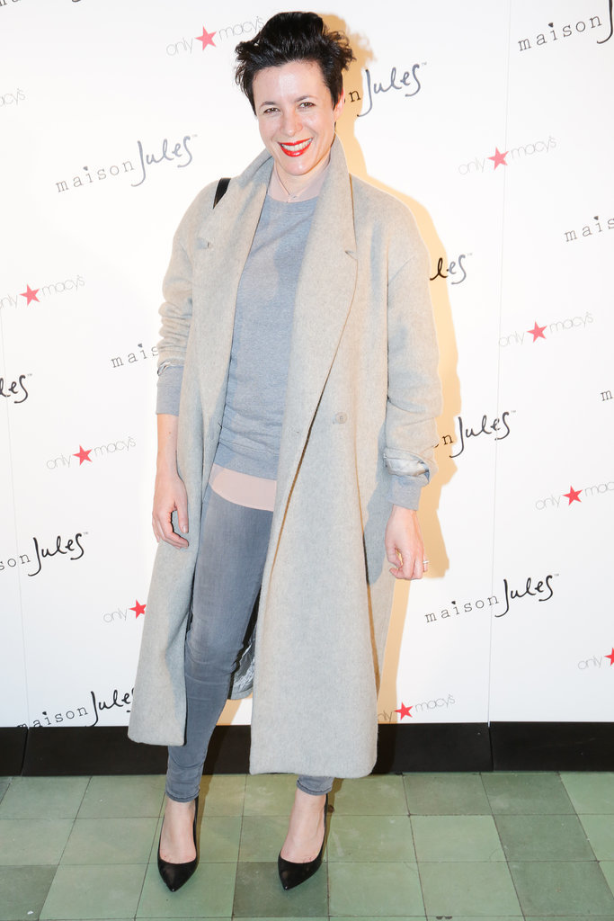 Garance Doré at the Maison Jules Spring 2014 presentation.