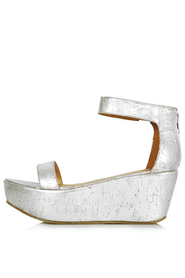 Topshop WARE Two-Pant Flatforms ($70)