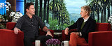"Channing Tatum Says He's ""Fat and Happy"""