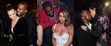 Get Ready For Valentine's Day With Kim and Kanye PDA