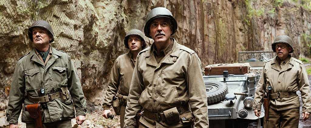 Watch, Pass, Rent: The Monuments Men