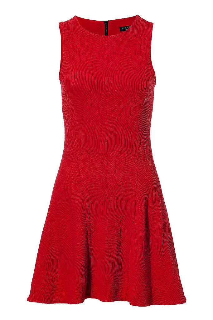 Rag & Bone Red Dress