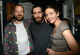 Jake and Maggie Gyllenhaal joined Peter Sarsgaard at a party in NYC on Thursday.