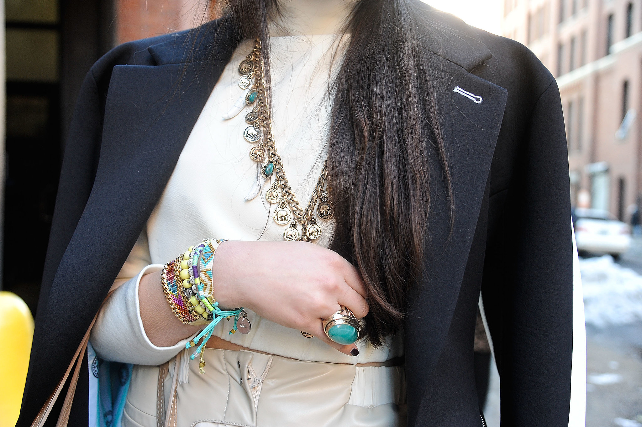 This girl's jewels deserve a zoomed-in look.